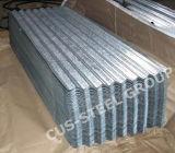 Lamierini del tetto del metallo di Gi/lamiera di tetto ondulata galvanizzata