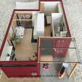 Het Huis van de container voor de Keuken/het Toilet/de Kliniek/de Wassing/het Ziekenhuis van het Kamp van de Arbeid