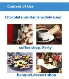LCD-Коснитесь печатание шоколада 3D печатной машины нестандартной конструкции высокой точности