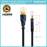 HDMI zu HDMI 3k/4k 24k Gold überzogenem HDMI Kabel