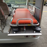 2 مقعد سيارة مصغّرة كهربائيّة لأنّ مستشفى
