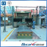 Hohe Präzision, die CNC-hölzerne Fräser-Gravierfräsmaschine aufbereitet
