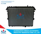 Alluminio automatico dell'automobile per il radiatore di Toyota con il serbatoio di plastica