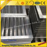 Perfil de aluminio del obturador T5 de los fabricantes 6063 para la ventana y la puerta de la lumbrera