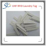 UHF RFIDはホテルの洗濯のための洗濯できるスマートな札を防水する