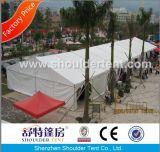 tienda grande impermeable del partido del 15m con la guarnición y la cortina