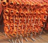 Adkustableの建物の使用のための鋼鉄物質的な支注の支柱