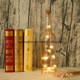 نجم متعدّدة ساحرة لون موسيقى [سترليغت] زجاجة يشعل خيط 5 [لد] يلوّن [إكسمس] غرفة نوم داخليّة