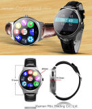 Frequenza cardiaca del Mens Watches&#160 astuto poco costoso; Telefono Smartwatch da vendere