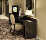 سوداء [ووودن فرم] رماديّة [فوإكس] جلد فندق غرفة نوم أثاث لازم مجموعة