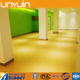 PVC pisos de vinilo, Suelo PVC, piso de baldosas de PVC Rolls Mat