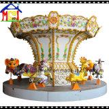 24 de Apparatuur van het Pretpark van de Carrousel van de Rit van het Paard van zetels
