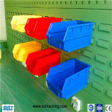 Coffres de pièces en plastique de récipient d'entreposage de petite mémoire de pièces