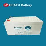 고품질 12V250ah UPS 사용 연산 축전지