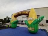 Aufblasbarer Mais-Bogen für das im Freienbekanntmachen