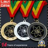 昇進の美しいカスタム連続したメダル