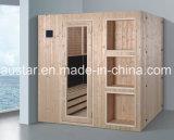 1800mm Nette Houten Infrarode Sauna voor Persoon 4 (bij-8639)