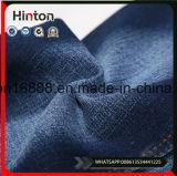 Tissu 100% de denim de coton de mèche de sergé du fournisseur 10s TR de la Chine