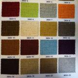 Couro sintético elevado da resistência da durabilidade e de abrasão para a mobília (HTS028)