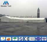 1000年のSeatersのための屋外の大きいアルミニウムフレームの玄関ひさしのテント