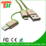 3 Cable de datos USB In1