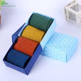 Kundenspezifische Druckpapier-Papverpackenkästen für Socken (KG-PX097)