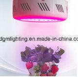 高性能の改装UFO LEDは軽い105W-115Wチップを育てる軽いセリウムRoHSによってリストされているLEDを育つプラントのために軽く育てる