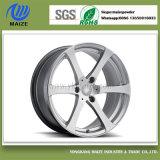 Enduit argenté de poudre pour la roue en alliage d'aluminium