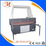 Taglierina panoramica del laser della macchina fotografica con la mensola d'alimentazione automatica semplice (JM-1814H-At-P)