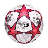 Balones de fútbol de interior de Futsal de la talla 4 del cuero genuino