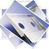 Rectángulo galvanizado de la fabricación de metal de hoja de la precisión (GL004)