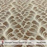 Bulto o venta al por mayor suave (M3440) de la tela del cordón de la ropa