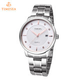Het hete Verkopen Men′ S Roestvrij Horloge 72423 Bedrijfs van de Stijl