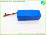 12V de peso ligero Li-ion de la batería paquetes para E-Scooters