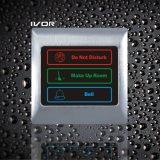 El panel de tacto del sistema del timbre del hotel en el marco del esquema del metal (SK-dB2000SYS)