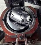 装飾的のための二重針の厚い糸の装飾用のステッチ機械