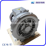 Máquina central del producto de limpieza de discos del sistema del vacío usar ventilador lateral del canal
