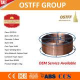 1.0 K300 металла катышкы СО2 газовой защиты MIG mm провода заварки (G3Si1/SG2)
