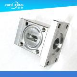 4 piezas Piezas ejes CNC personalizada de aluminio CNC