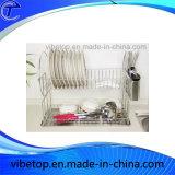ステンレス鋼の台所皿ラックを販売する工場