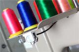 4タッチ画面10インチののヘッド帽子の刺繍機械Wy1204c