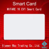 공백 RFID NXP MIFARE 고전적인 EV1 1k 스마트 카드