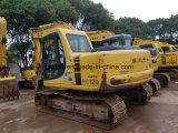 Excavador usado KOMATSU PC120 de Japón para la venta/el cavador usado del excavador de KOMATSU PC120-6