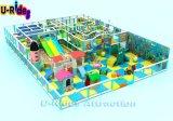 Лабиринт игры роскошной спортивной площадки малышей крытой крытый