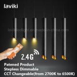 2.4G 지상 거치된 2700-6500k Stepless 조정가능한 LED 아래로 가벼운 3W-15W