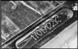 A máquina escavadora de Caesar (ES150.3 ES180.3) segue as trilhas de borracha (230*48*66)