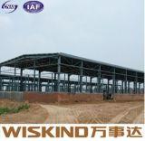 La qualité de Wiskind a personnalisé la cloche structure métallique de structure métallique de modèle/