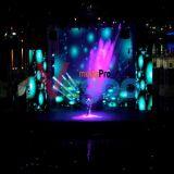 Écran d'intérieur polychrome chaud P7.62 d'Afficheur LED d'intense luminosité de vente de Shenzhen