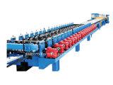 Roulis de panneau de toiture de la vitesse rapide Yx25-205-820 formant la machine