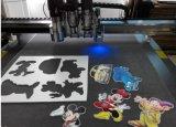 De oscillerende Mat van de Plotter EVA/Foam/Cardboard /Foot van de Machine van het Knipsel/van de Ets van het Mes